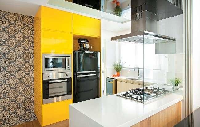 55 ідей дизайну кухні 12 кв. м.: як спланувати приміщення