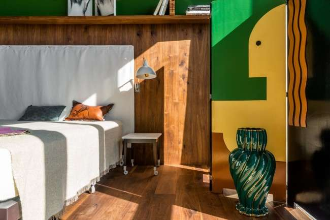 Дизайн спальні 2018 року: найцікавіші новинки (76 фото)