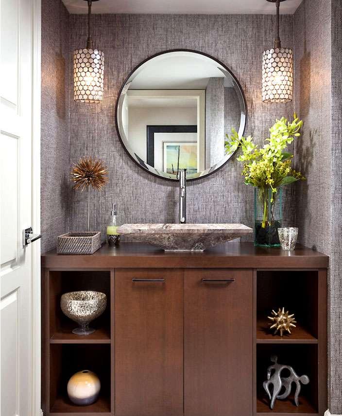 Освітлення у ванній кімнаті: обираємо оптимальний світловий сценарій