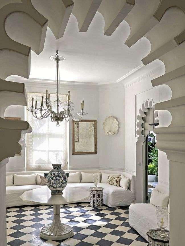 55 ідей оформлення арки у квартирі своїми руками (фото)
