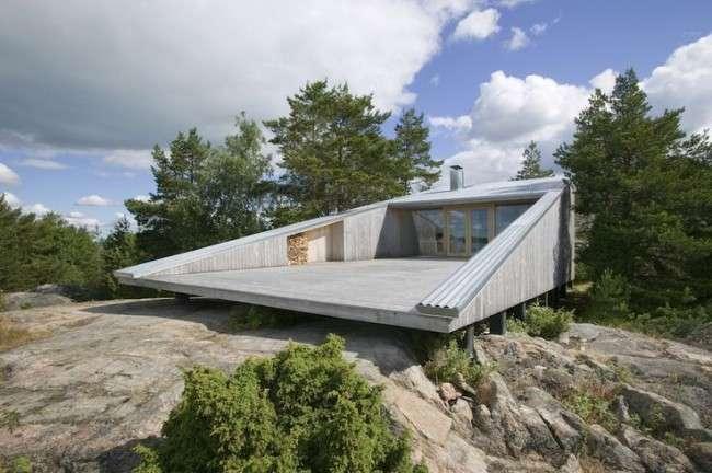 Проект лазні з бруса з терасою: відкриваючи нові можливості