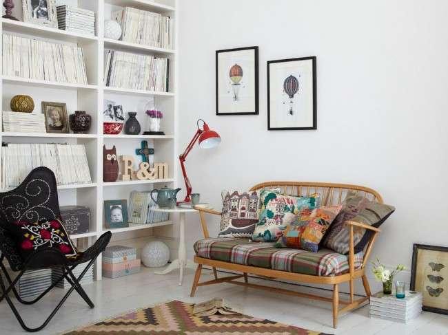 60 ідей дизайну інтерєру білій вітальні: у яких стилях доречний?