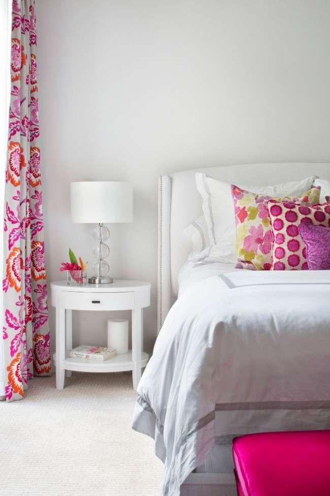 60+ ідей інтерєру білій спальні: елегантна розкіш (фото)