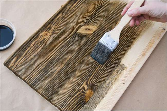 Брашірованіе деревини своїми руками: 45 прикладів застосування ефектною технології вдома