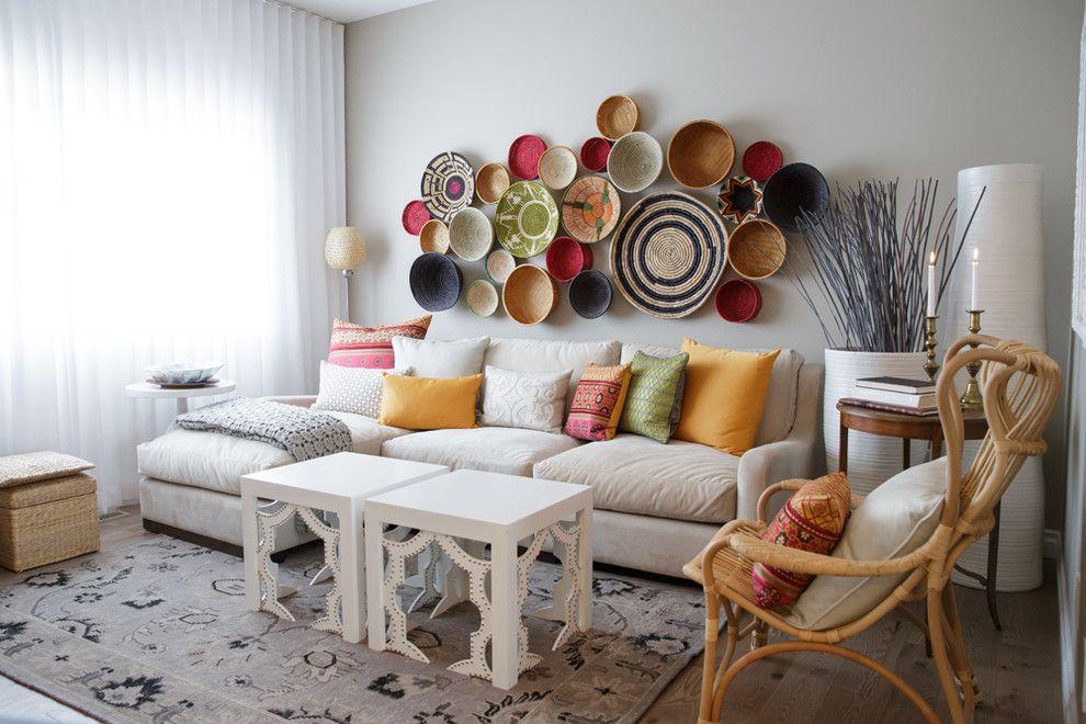 Декор кімнати своїми руками: 100 оригінальних трендів в оформленні інтерєру