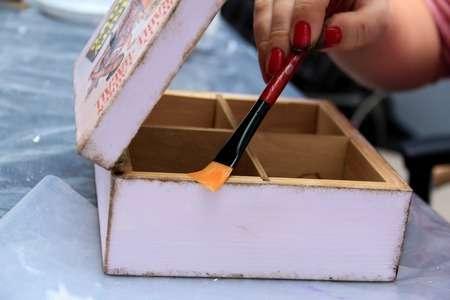 50+ ідей декупажу скриньки в різних стилях