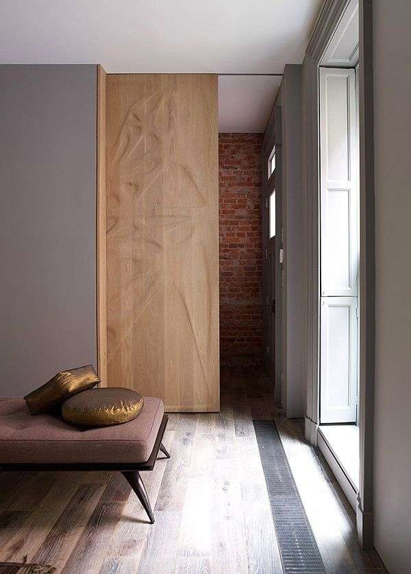 Деревяні двері міжкімнатні (66 фото) — правила грамотного вибору