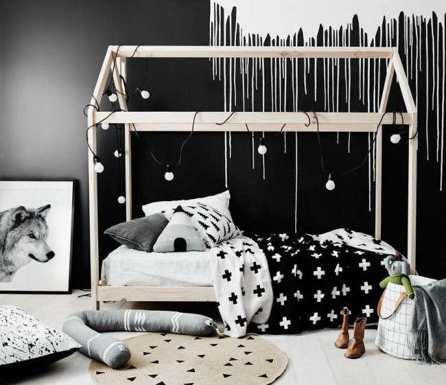 65 ідей оформлення стін в дитячій кімнаті