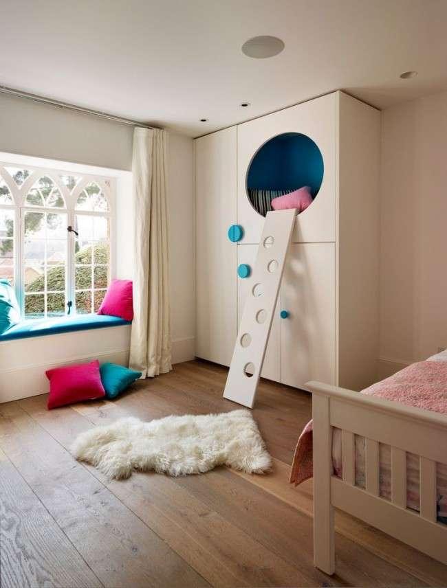 Дитячі шафи для одягу: хитрощі дизайну і корисні лайфхаки з організації речей