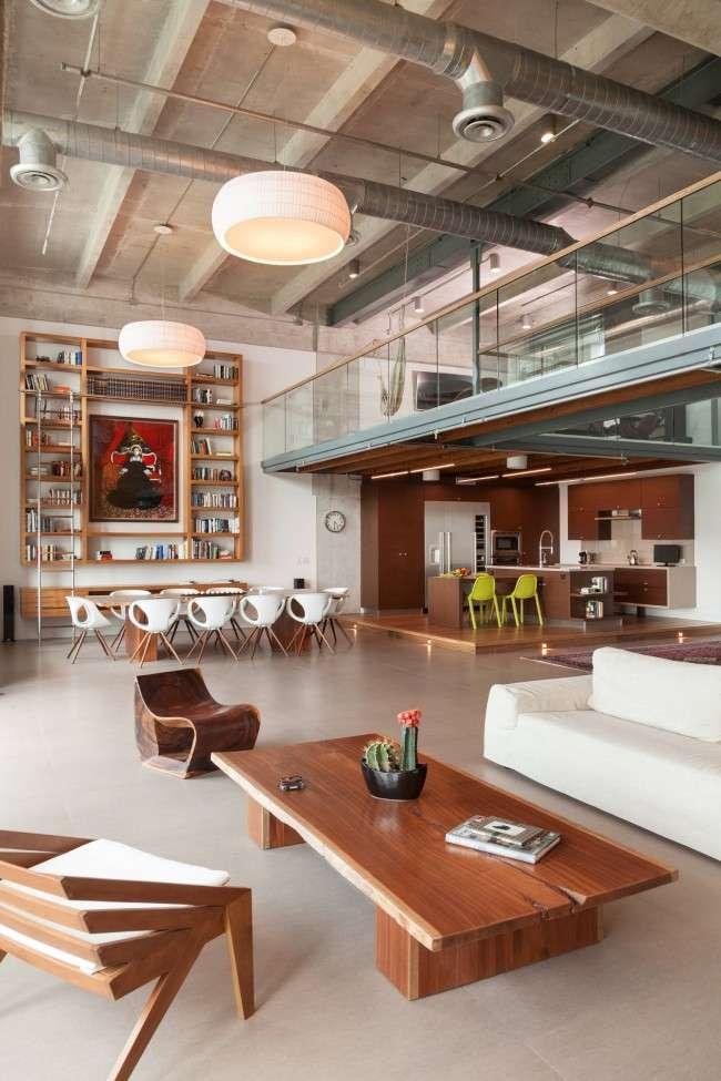 Дизайн вітальні суміщеної з кухнею: повний огляд по всім стилям (фото)