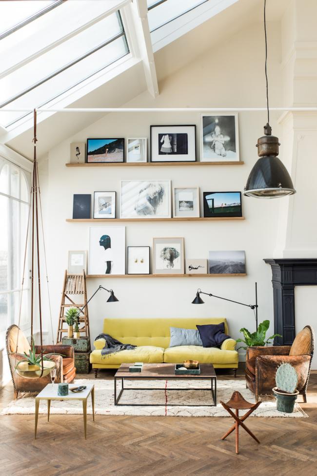 75+ ідей дизайну вітальні 2018 (фото)