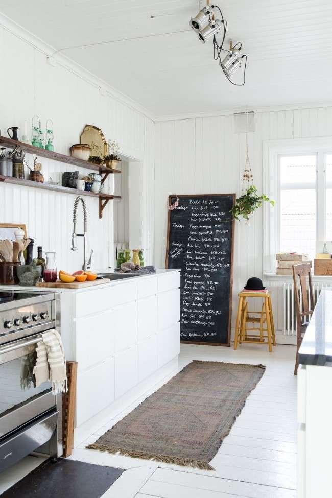 65+ ідей дизайну кухні 2018: яскраві, сучасні інтерєри (фото)