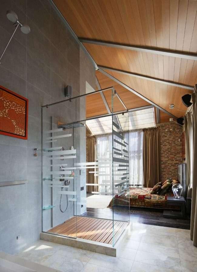 Будинок з мезоніном: відмінності від мансарди і огляд комфортних варіантів планування