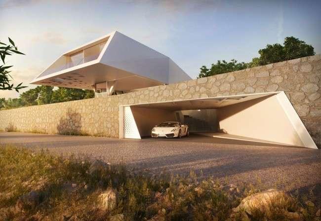 Будинки в стилі хай-тек (61 фото): передові технології, архітектура і наука