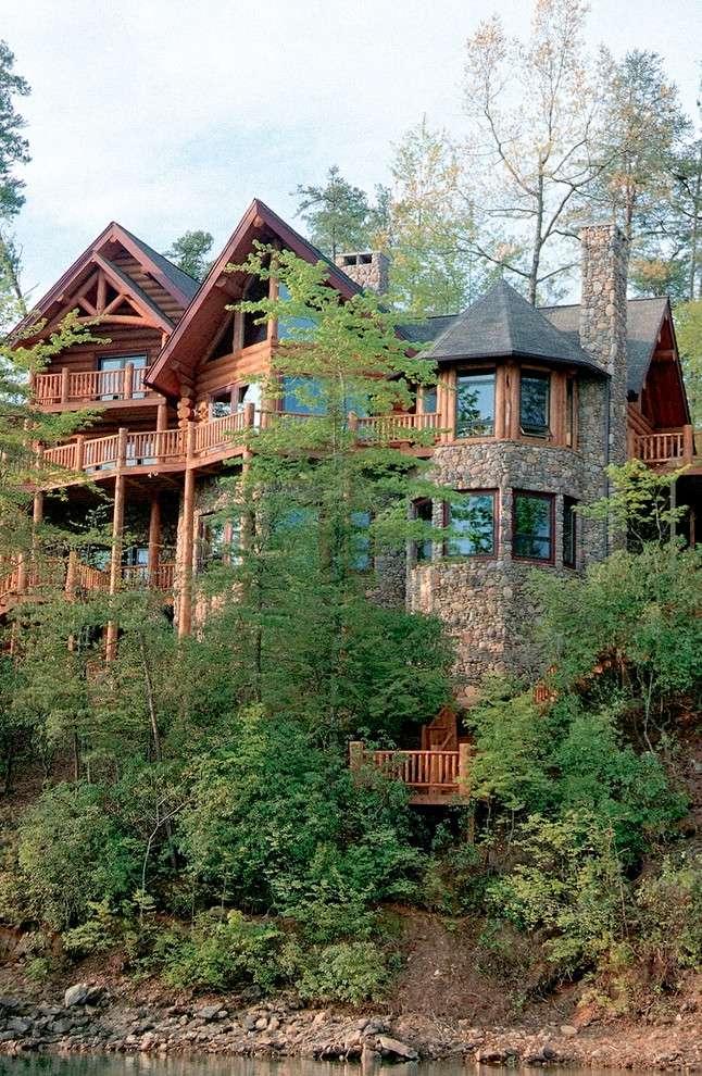 5 етапів будівництва будинку з оциліндрованої колоди: проекти, ціни і фото екологічного житла