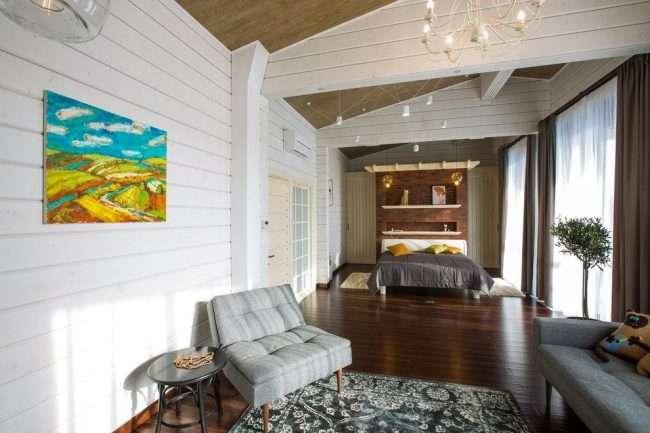 Будинки з бруса: готові проекти і 70+ надійних і комфортних реалізацій