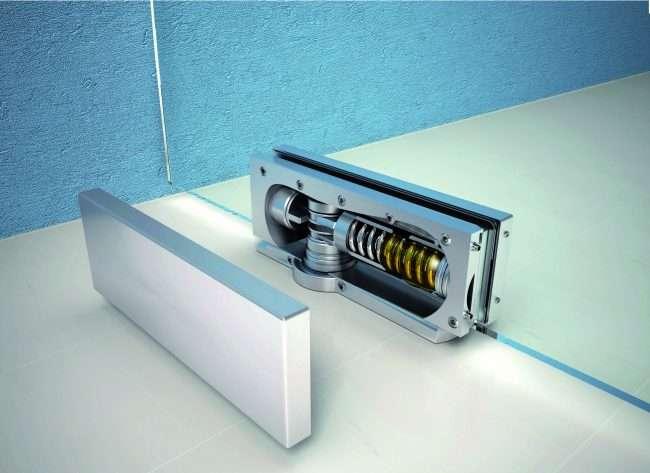 Доводчики для вхідних дверей: як визначитися з вибором і всі тонкощі установки своїми руками
