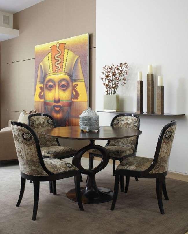 45 ідей єгипетського стилю в інтерєрі: розкіш з глибини тисячоліть