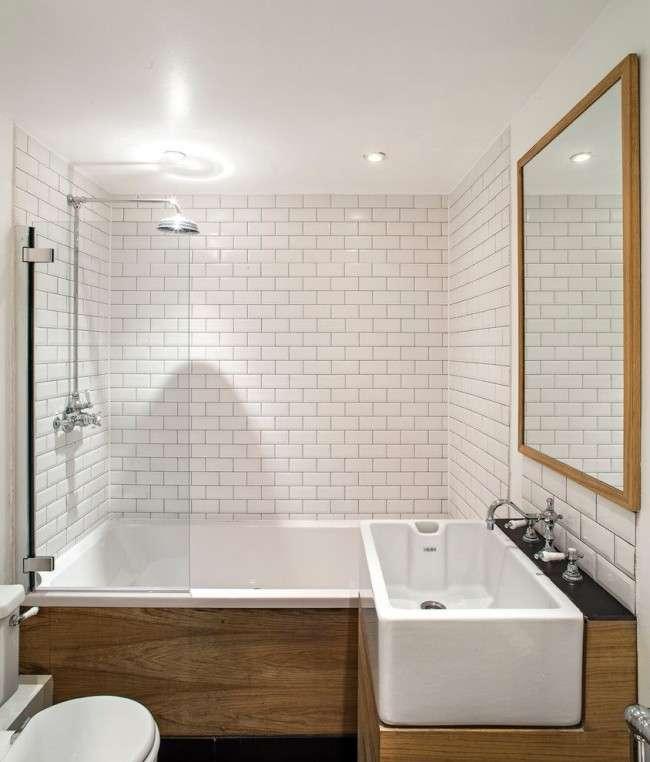 Екрани для ванни (52 фото): види, матеріали, процес установки