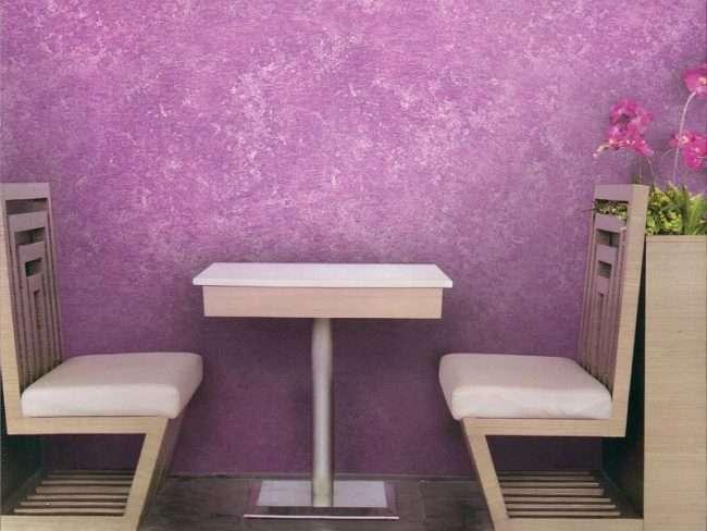 Фактурні фарби для стін: особливості, переваги та 75+ сучасних ідей для інтерєру