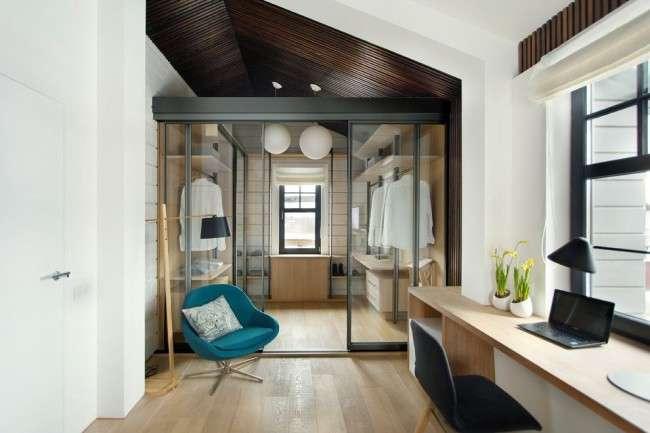 Гардеробні кімнати: особливості дизайну та 85+ фото найбільш містких і елегантних проектів