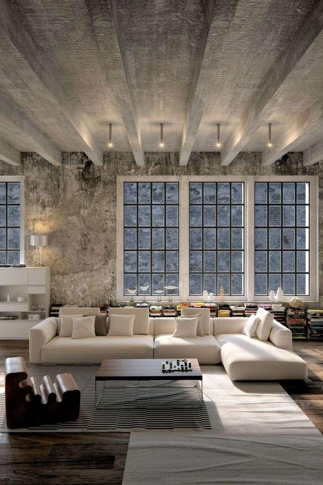65 ідей індустріального стилю в інтерєрі: як створити «заводський» дизайн