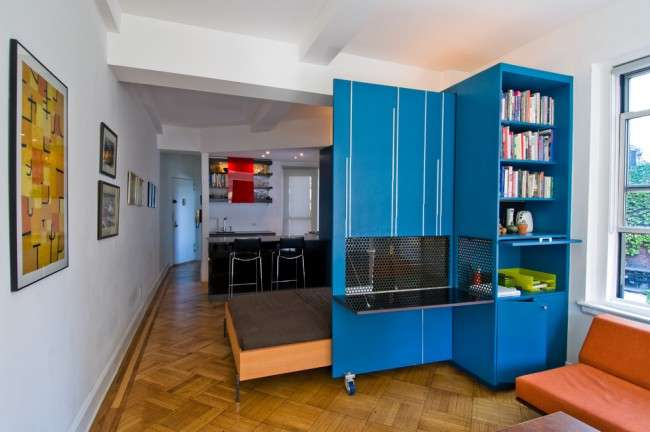 40+ Ідей інтерєру однокімнатної квартири: як домогтися комфортного мінімалізму