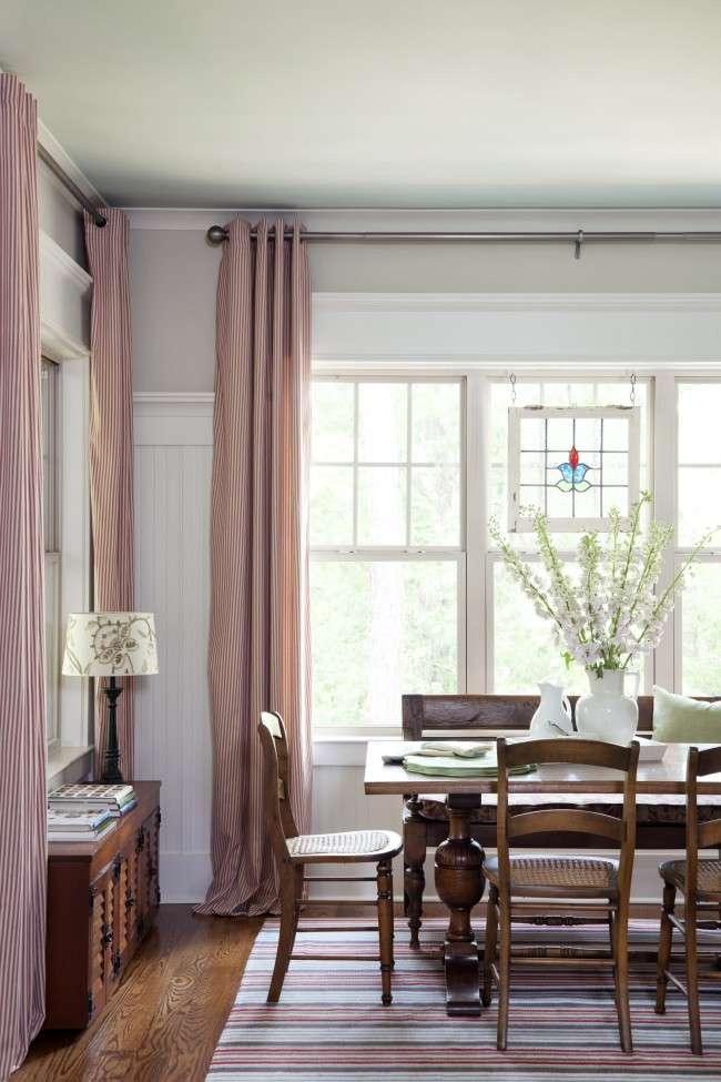 Карнизи для штор: як визначитися з вибором і 40 стильних реалізацій в інтерєрі