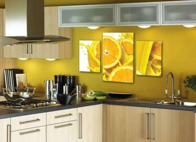 Картини для кухні: як визначитися з вибором і 80 естетично вірних варіантів