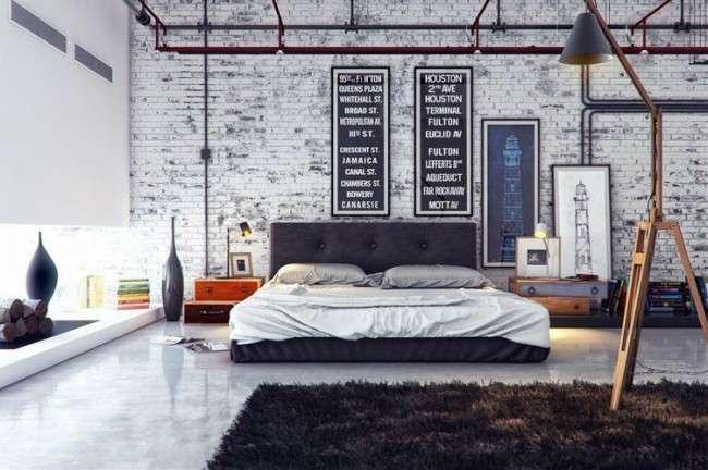60+ ідей цегляної стіни в інтерєрі (фото)