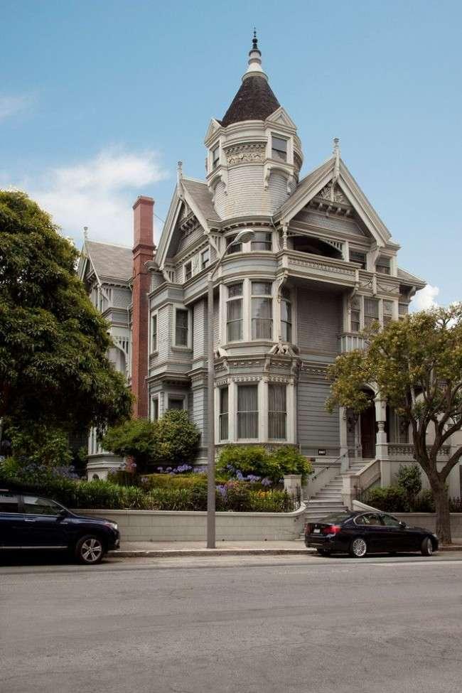 65 ідей цегляних будинків (фото, проекти): класика приватного домобудівництва