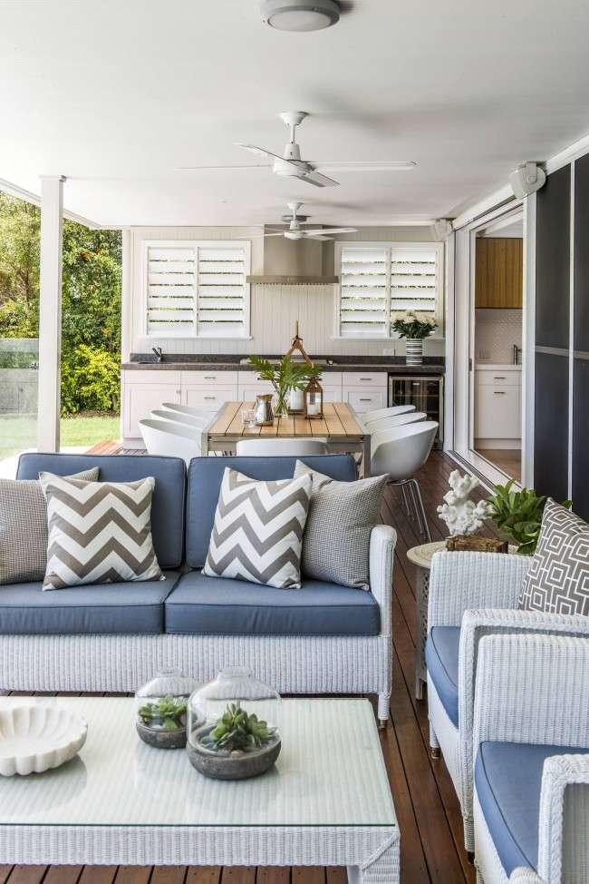 Літня кухня на дачі: варіанти організації простору