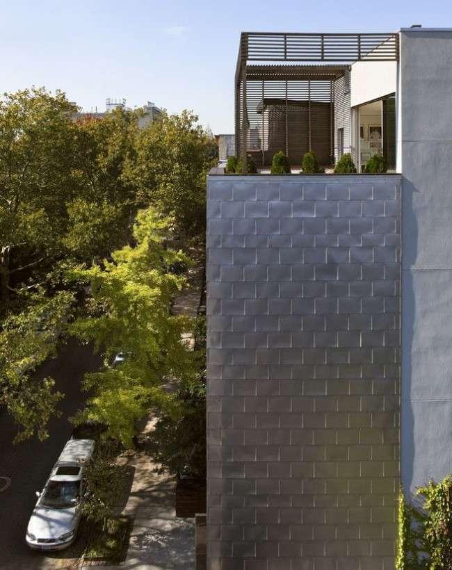 Металевий сайдинг (75 фото): краса стін вашого будинку