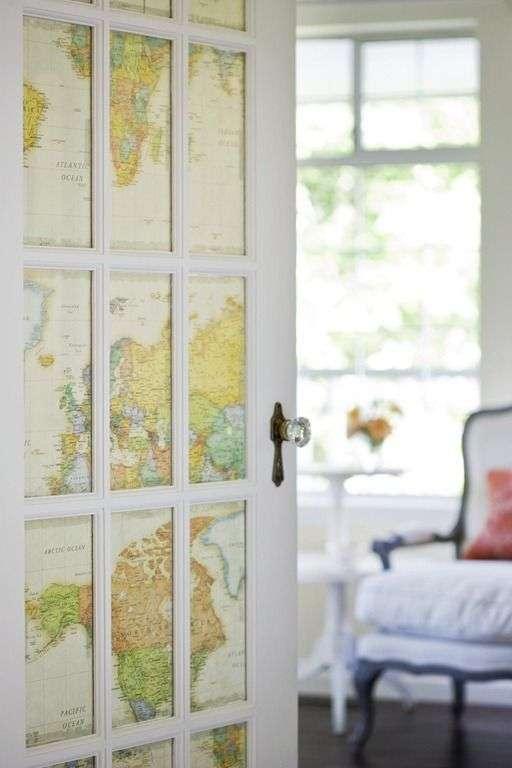 Міжкімнатні двері в інтерєрі: як оновити своїми руками і 50+ надихаючих ідей декору