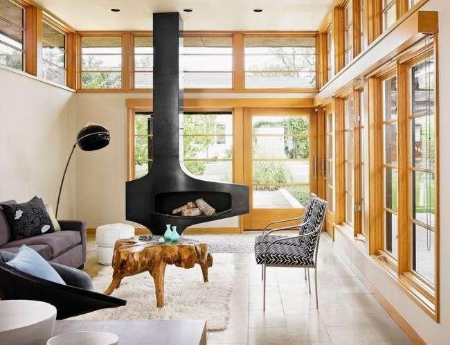 Стиль модерн в інтерєрі: все про кольоровій палітрі, декорі та огляд кращих реалізацій