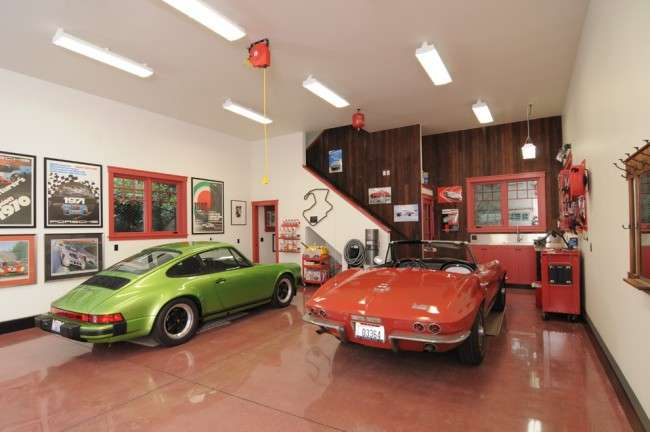 Облаштування гаража своїми руками: відкриваємо чоловічі секрети