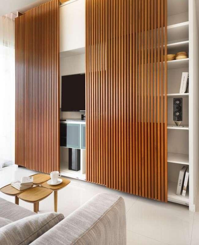 55+ ідей ніші в стіні: просто, зручно і красиво