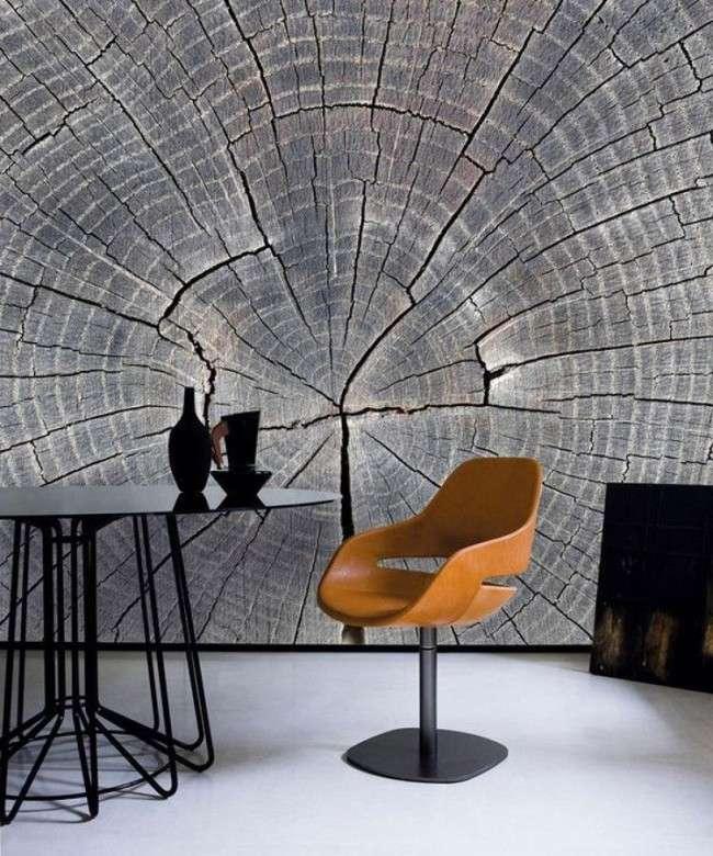 65+ ідей 3d шпалер на стіну в квартирі (фото)