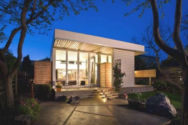 Проекти одноповерхових будинків: етапи будівництва і 70+ готових функціональних рішень