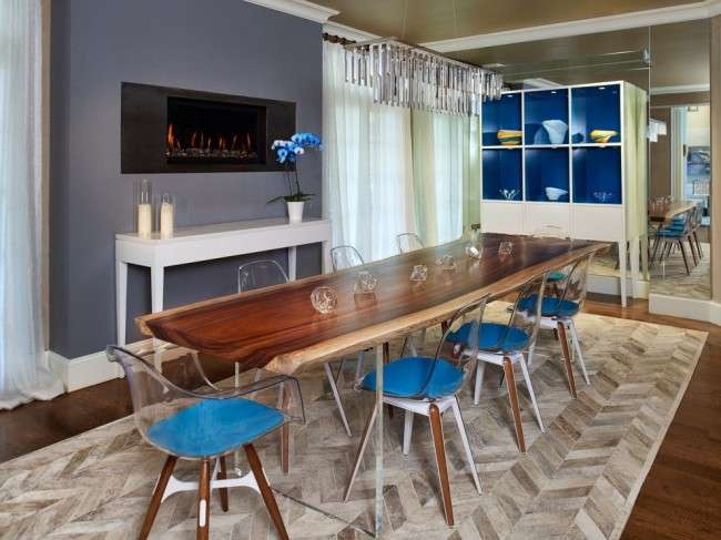 50+ ідей меблів кольору горіх в інтерєрі: стиль і вишуканість