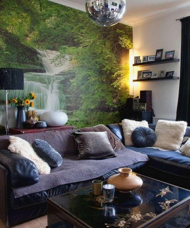 Фотошпалери, розширюють простір: як візуально збільшити кімнату