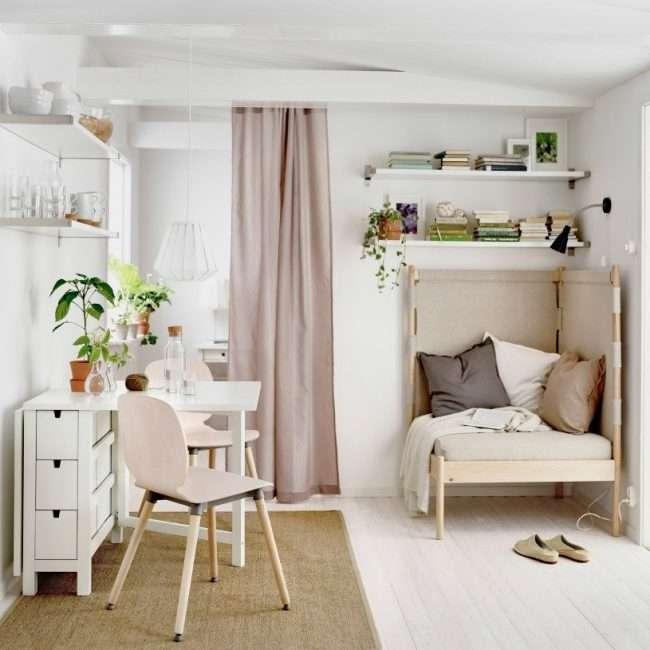 Письмові столи IKEA: вибираємо стильне робоче місце при розумному бюджет
