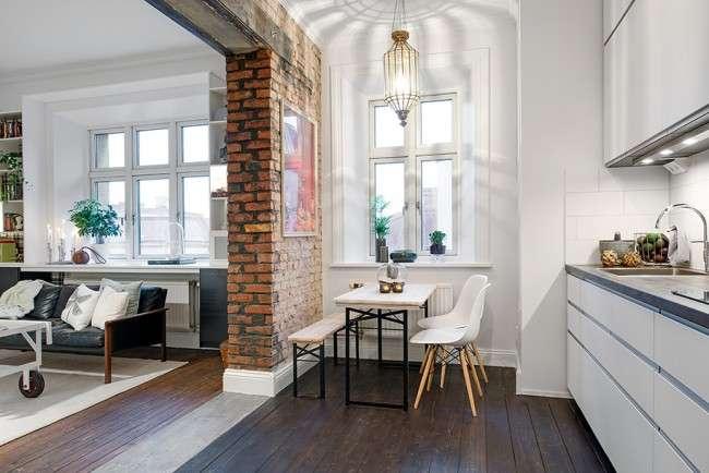Планування однокімнатної квартири: 60 кращих реалізацій інтерєру, де все на своїх місцях