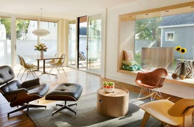Підвіконня-диван: 80 комфортних ідей, які здатні перетворити будь-який інтерєр