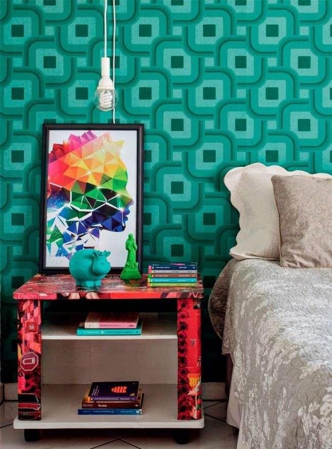 Поп-арт в інтерєрі: 45+ гідних Енді Уорхола дизайнерських рішень