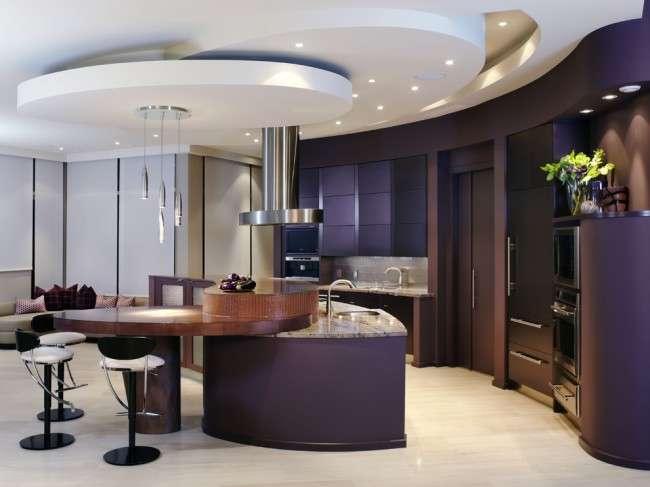 50+ Ідей дизайну стелі на кухні: Який краще ? Корисні рекомендації фахівців (фото)