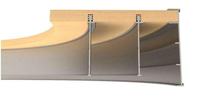 Радіусні шафи-купе: фото конструкцій, переваги і огляд сучасних моделей