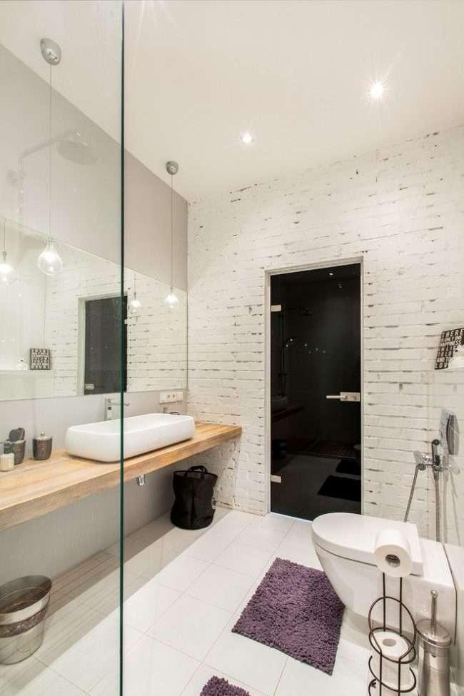 Накладна раковина на стільницю: 75+ втілень ергономіки і естетики у ванній кімнаті