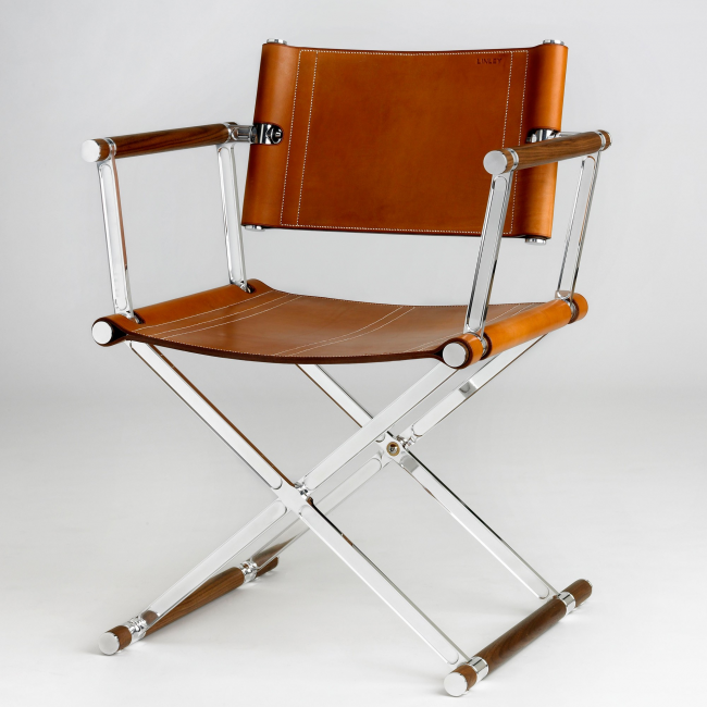 В центрі кадру: як грамотно використовувати режисерський стілець в інтерєрі