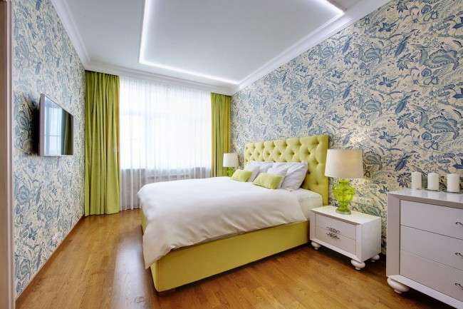 Вибираємо штори для спальні: матеріали, колористика і 50 трендових дизайнерських рішень